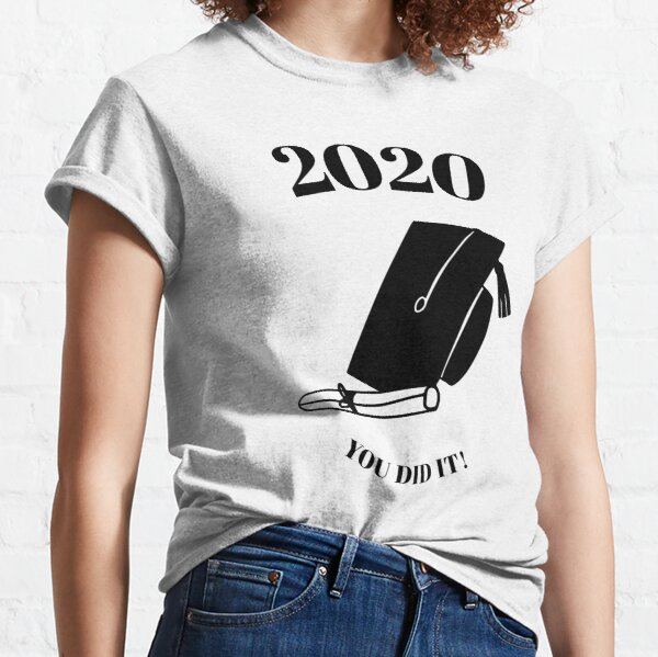Graduation Class Of 2020 Class of Perfect Vision  Classic T-Shirt
