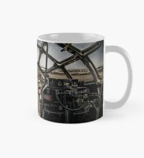 "B-29 Superfortress ""Fifi"" Cockpit View Mug"