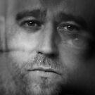 Self Portrait (Eye of the H) by Henrik Malmborg