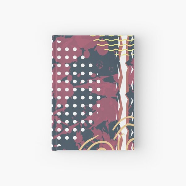 Abstract Pattern 29  Hardcover Journal