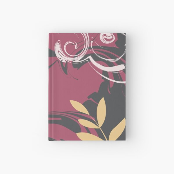 Abstract Pattern 37  Hardcover Journal