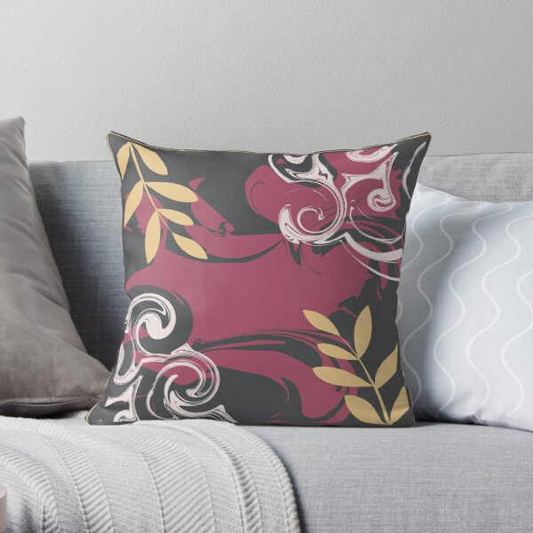 Abstract Pattern 37  Throw Pillow