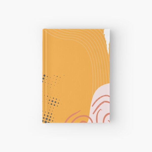 Abstract Pattern 43  Hardcover Journal