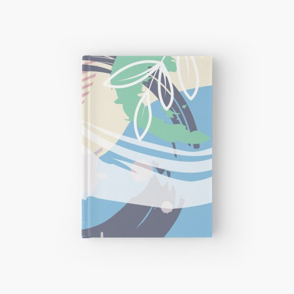 Abstract Pattern 46  Hardcover Journal