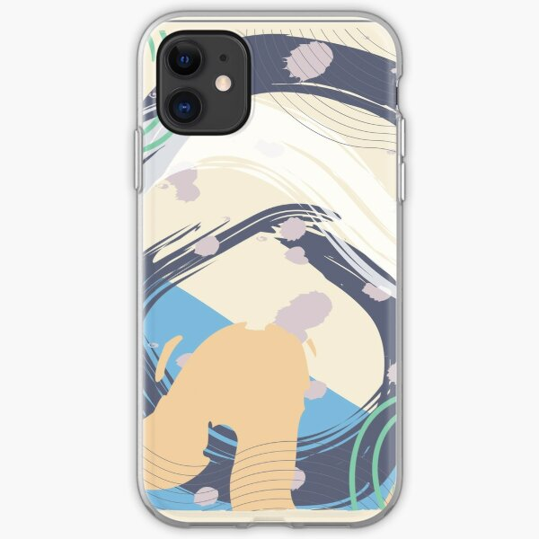 Abstract Pattern 47  iPhone Soft Case