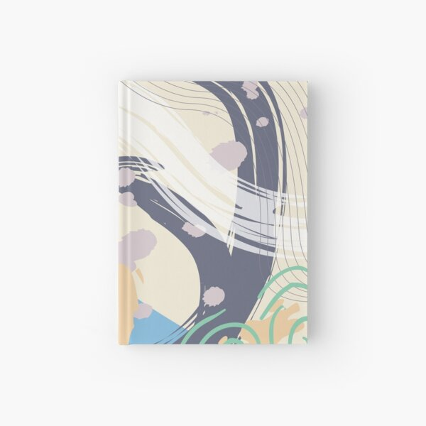 Abstract Pattern 47  Hardcover Journal