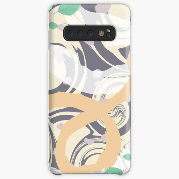 Abstract Pattern 1  Samsung Galaxy Snap Case