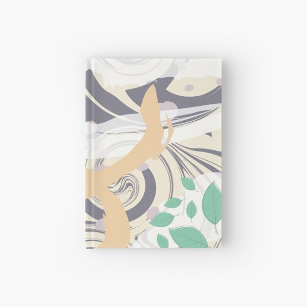 Abstract Pattern 1  Hardcover Journal