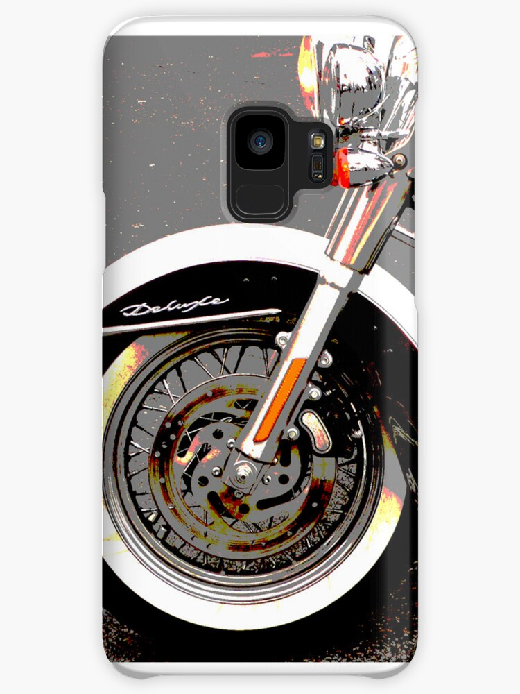 Harley iPhone case by andytechie