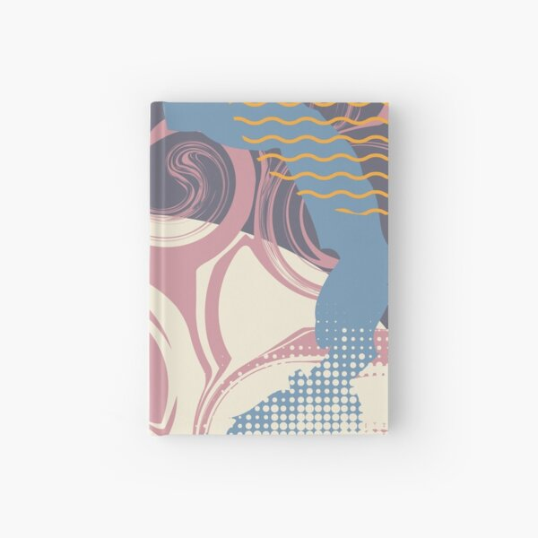 Abstract Pattern 2  Hardcover Journal