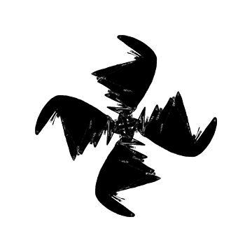 black brocken windmill case by EQGamer