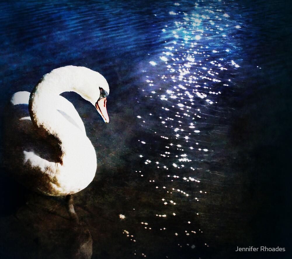 Swan Song by Jennifer Rhoades