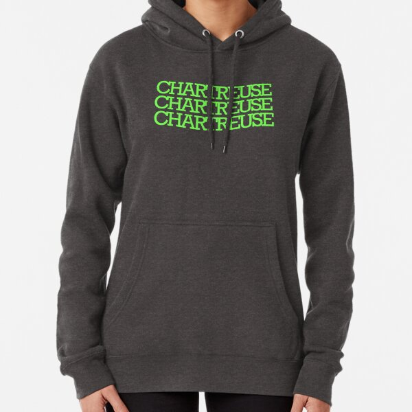 Chartresue Chartreuse Chartreuse - Color Pullover Hoodie