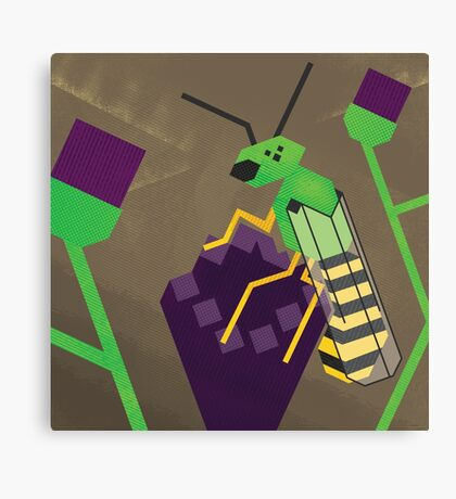 Agapostemonagon Canvas Print