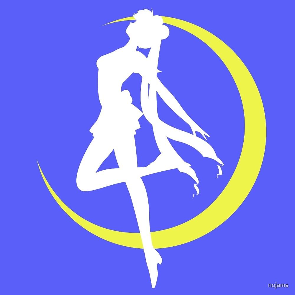 Sailor Moon (Minimal) by nojams