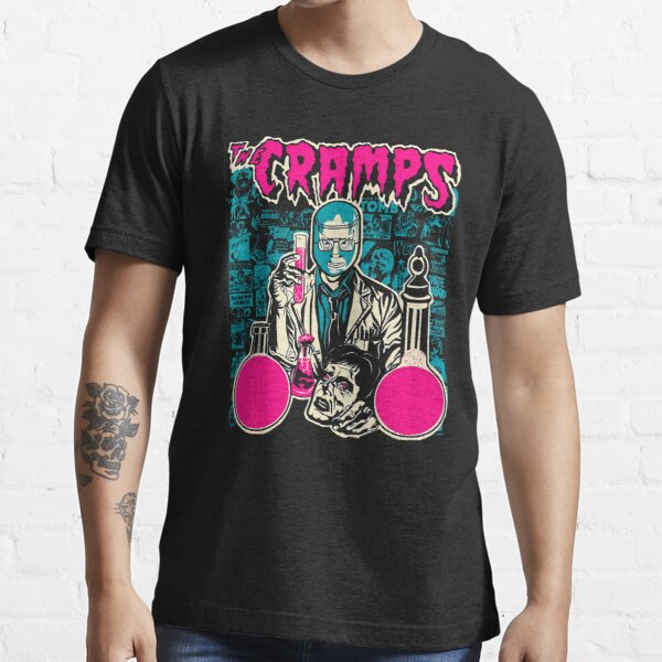 The Cramps 80's Tour Essential T-Shirt
