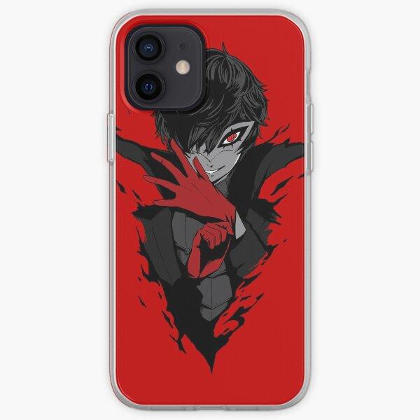 Persona 5 - Joker iPhone Soft Case