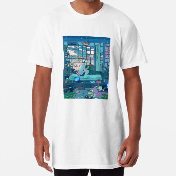 Rainy Morning Long T-Shirt