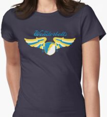 The Wonderbolts Women's Fitted T-Shirt