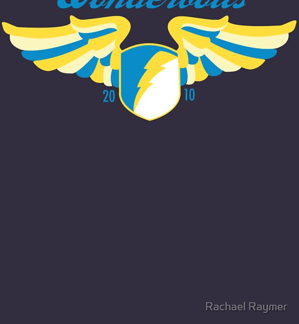 The Wonderbolts by Rachael Raymer