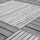 Wooden Decking by yewenyi