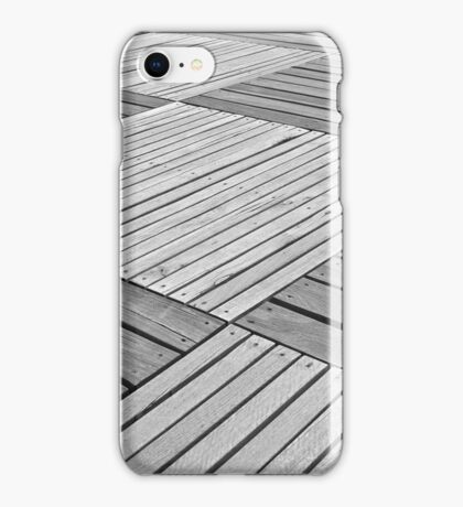 Wooden Decking iPhone Case/Skin