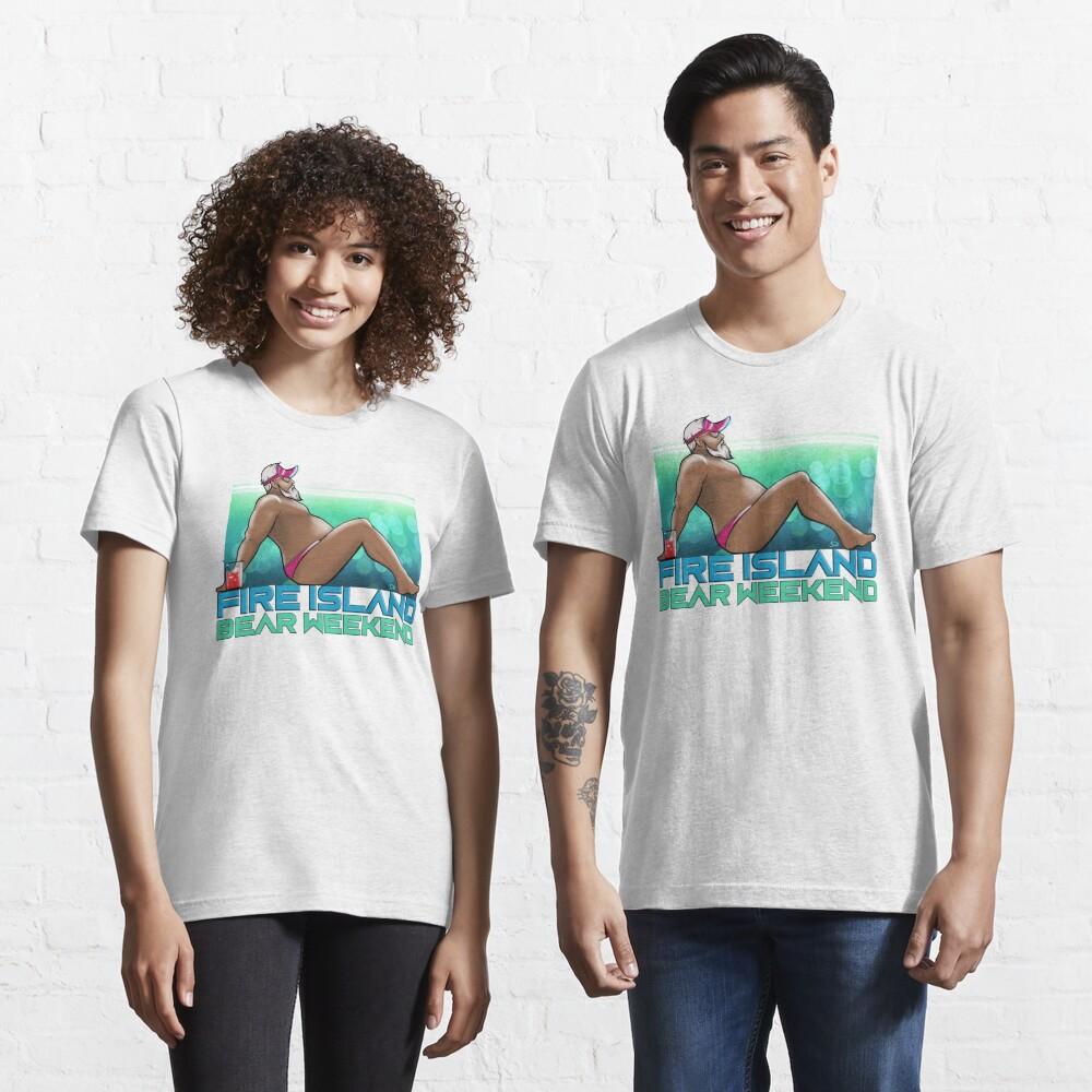 FIRE ISLAND BEAR WEEKEND 2020 (Chilling) Essential T-Shirt
