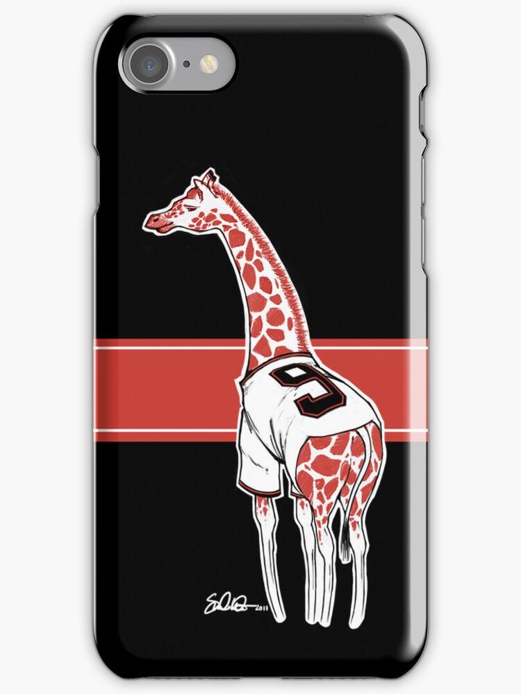 Belt Giraffe (Black) by swiener