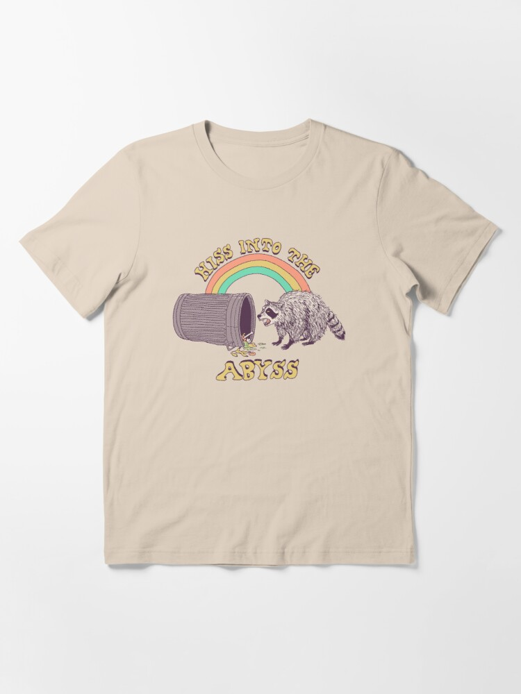 Alternate view of Hiss Into The Abyss Essential T-Shirt