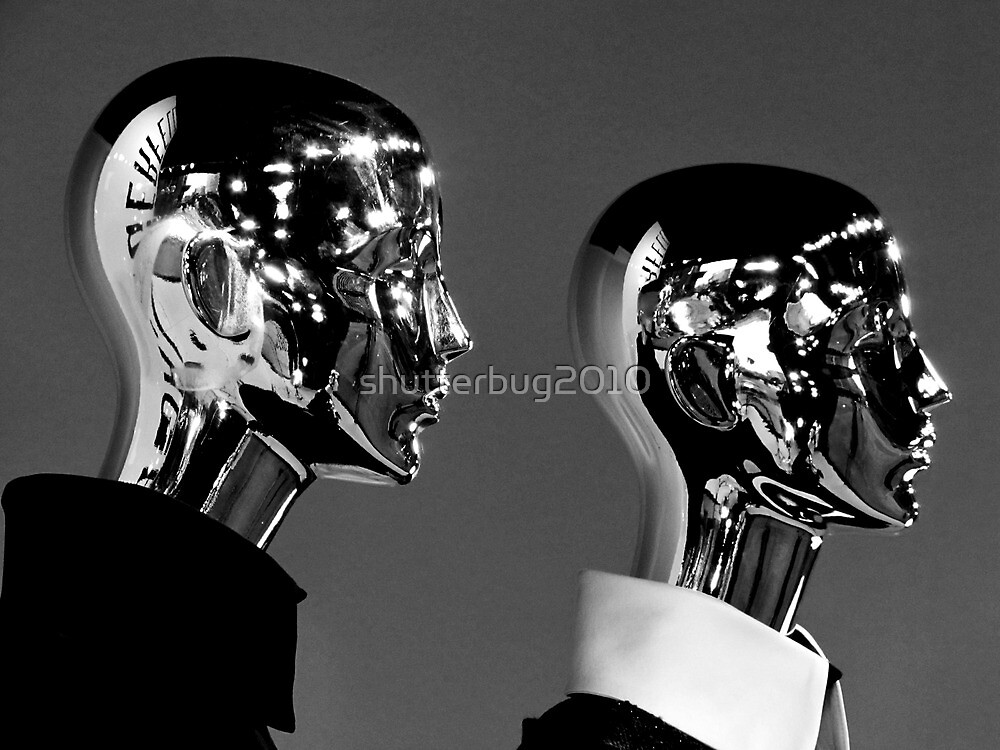 Two Heads are Better... by shutterbug2010