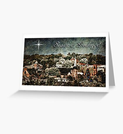 Stillwater Holiday Greeting Card