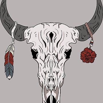 Skull by janheuvelman