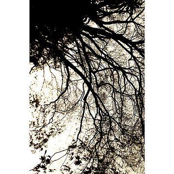 iphone case - naive tree by ozyardiansyah