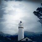 El Faro Lighthouse Mallorca by Doug Cook