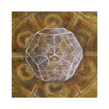 The Platonic Solids by consciousD