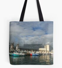 Capetown Harbour Tote Bag