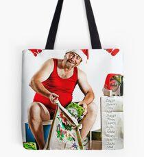 Mr December - Spreading Christmas Beer! Tote Bag
