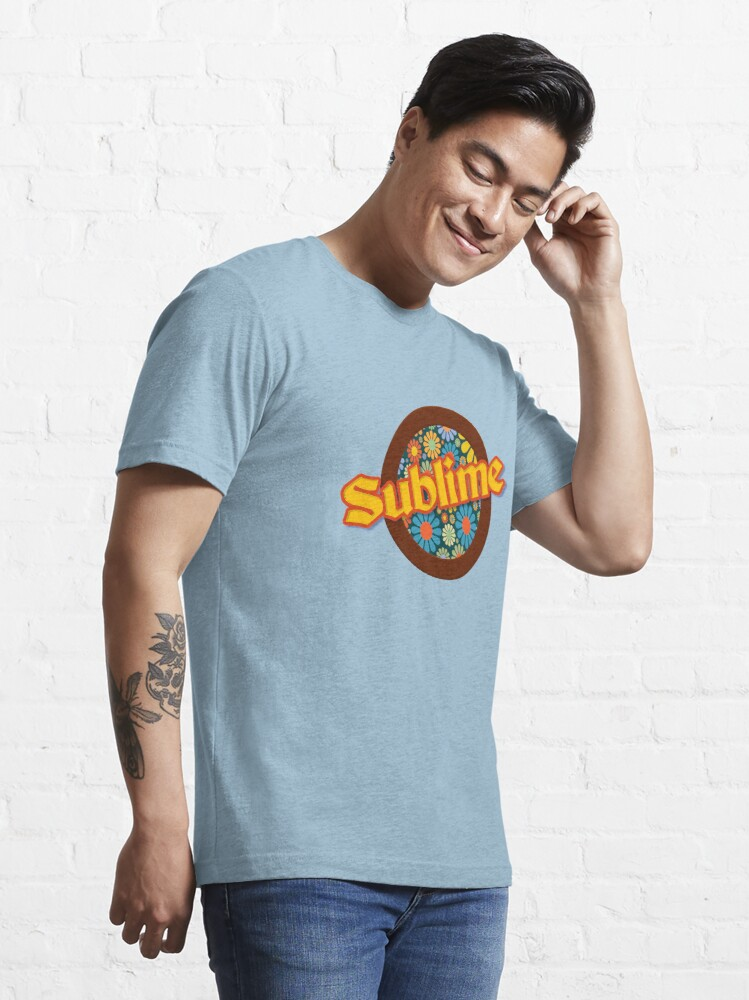 Alternate view of Sublime Essential T-Shirt