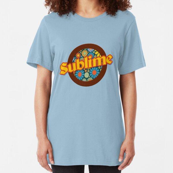 Sublime Slim Fit T-Shirt