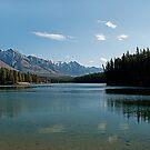 Johnson Lake by Keri Harrish