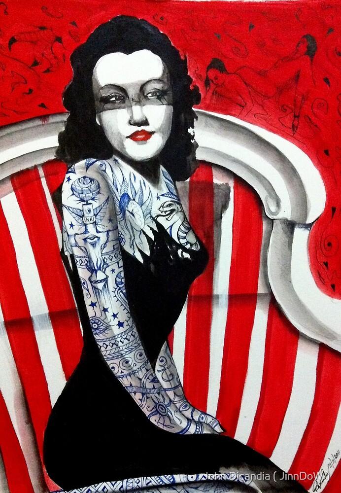 The Black Dahlia by John Dicandia ( JinnDoW )