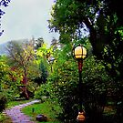 October , early twilight by kindangel