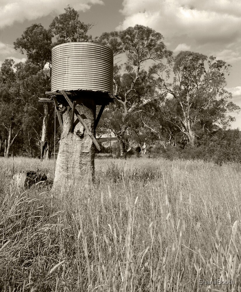 Euroa Water Tank by ShaneBooth