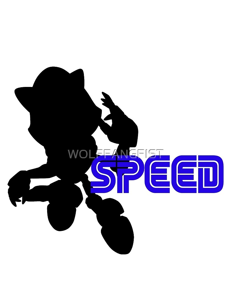 Speed Type: Metal Sonic by WOLFFANGFIST