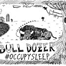 Occupy Sleep editorial cartoon by bubbleicious