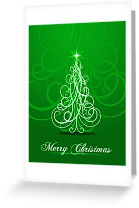 Christmas Card by Nick Martin