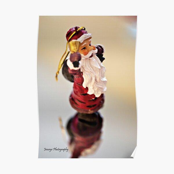 Santa I Poster