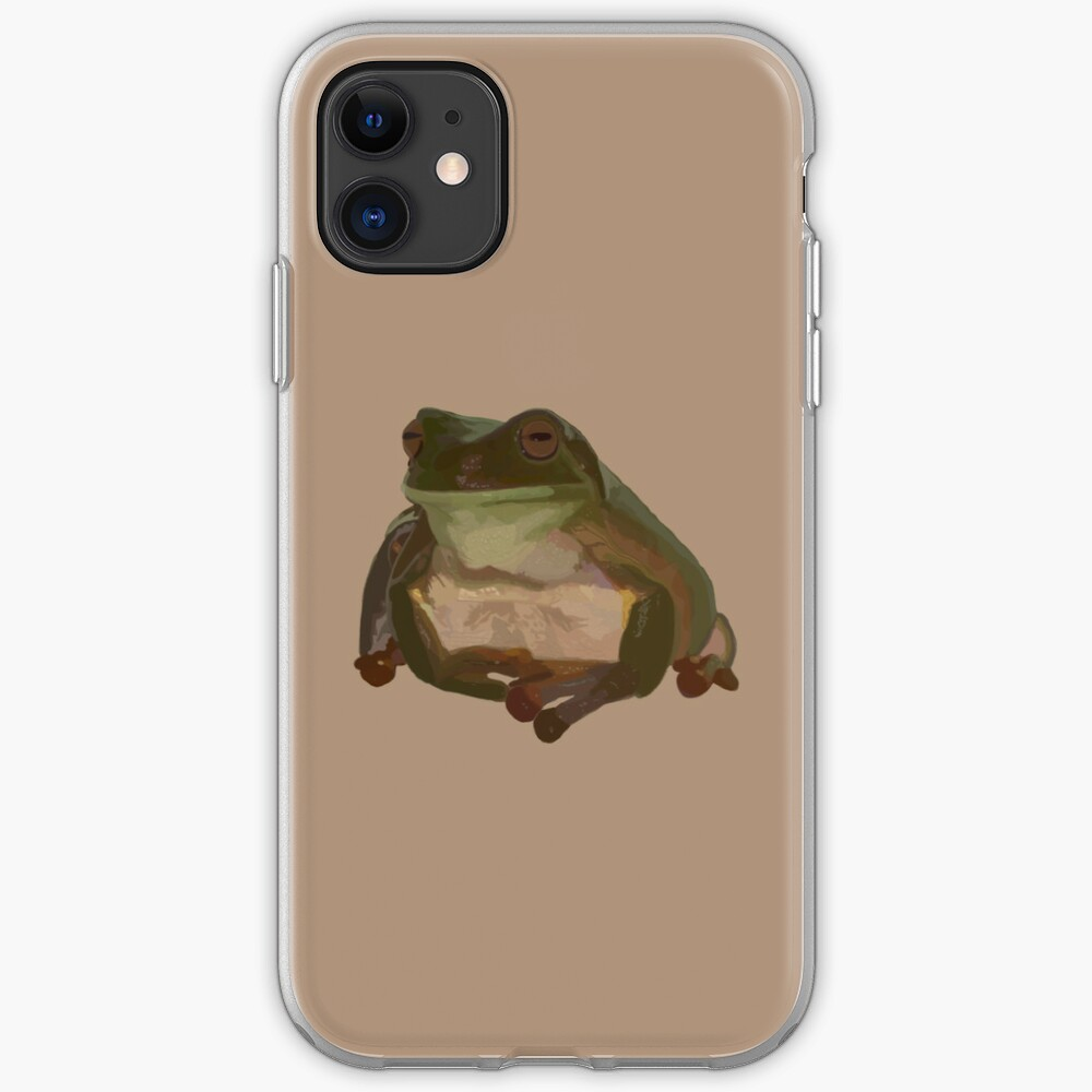 Green Tree Frog iPhone Case & Cover