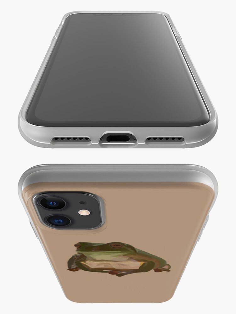 Alternate view of Green Tree Frog iPhone Case & Cover