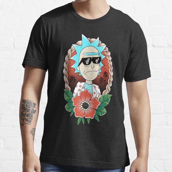 Retro Rick Sanchez Essential T-Shirt
